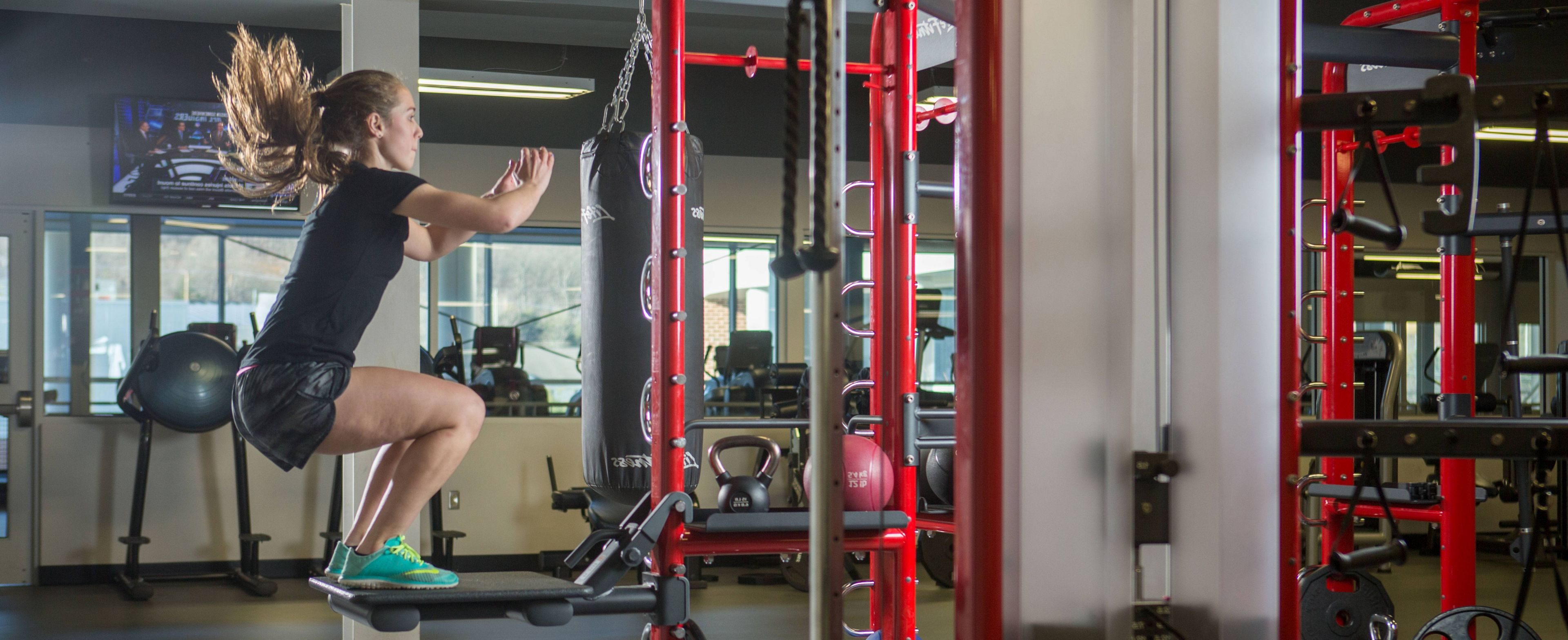 Admission: MS in Exercise Science and Wellness