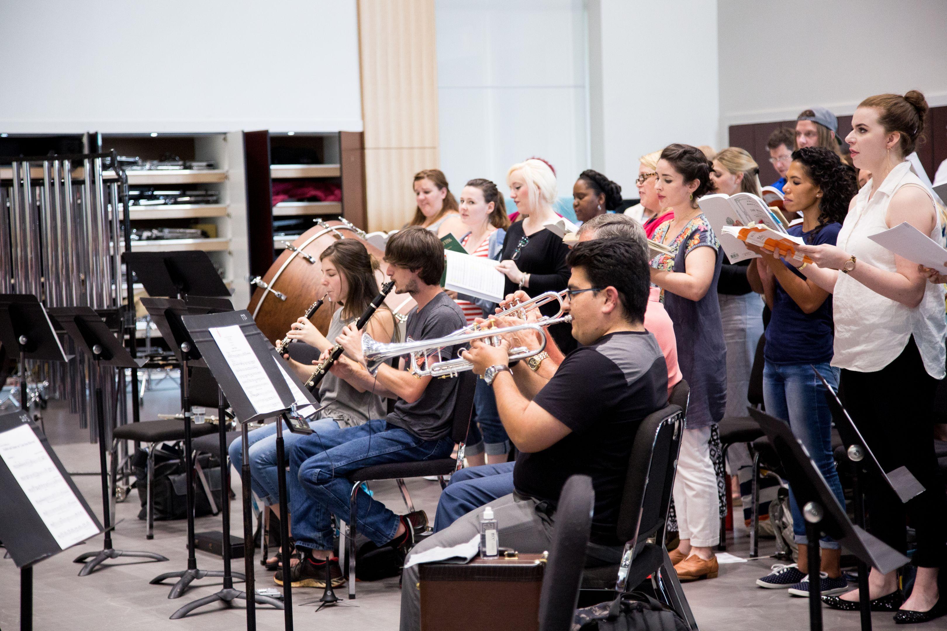 Doctor Of Music Education Online Degree Program