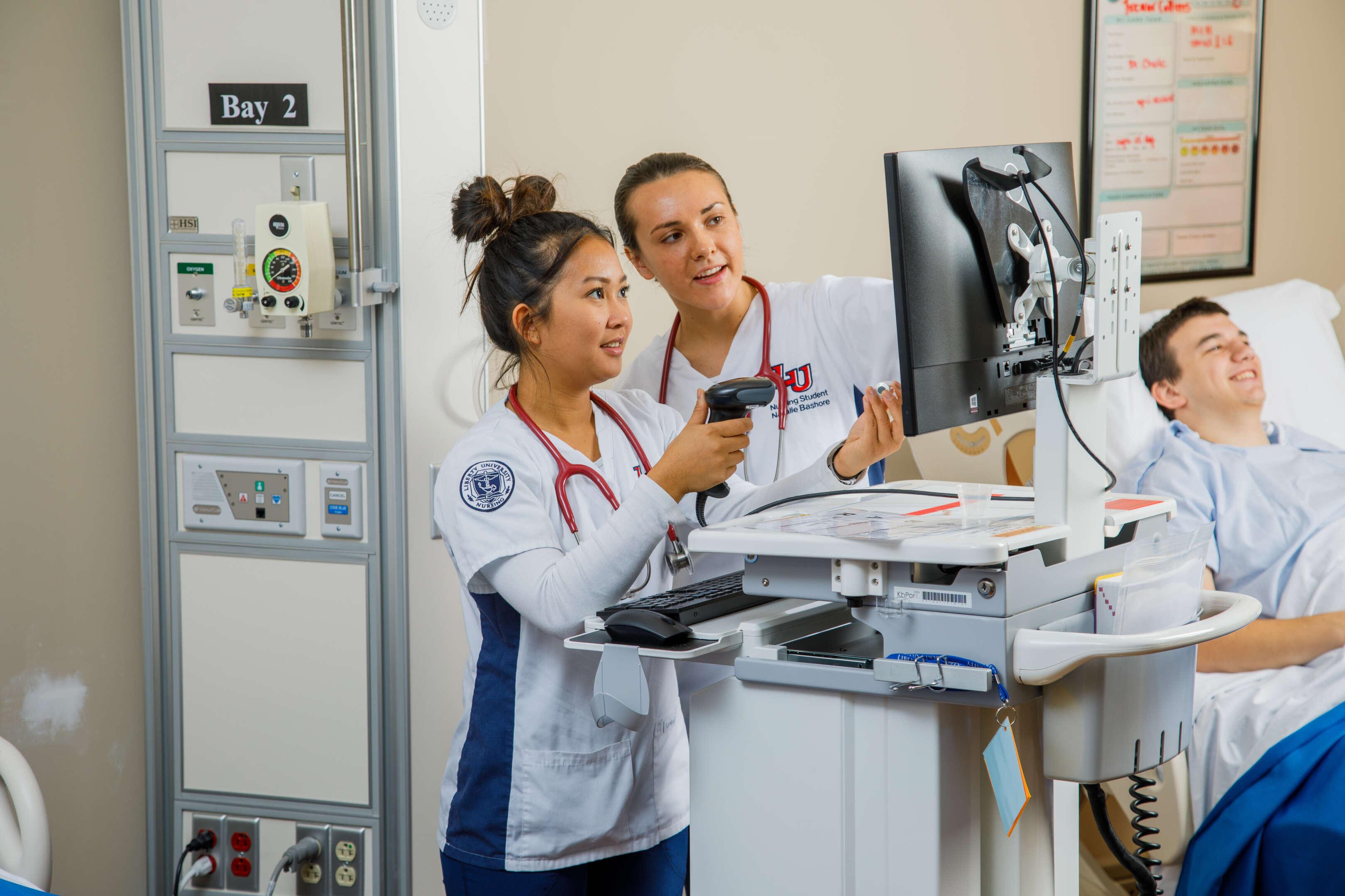 Doctor Of Nursing Practice Hero Image