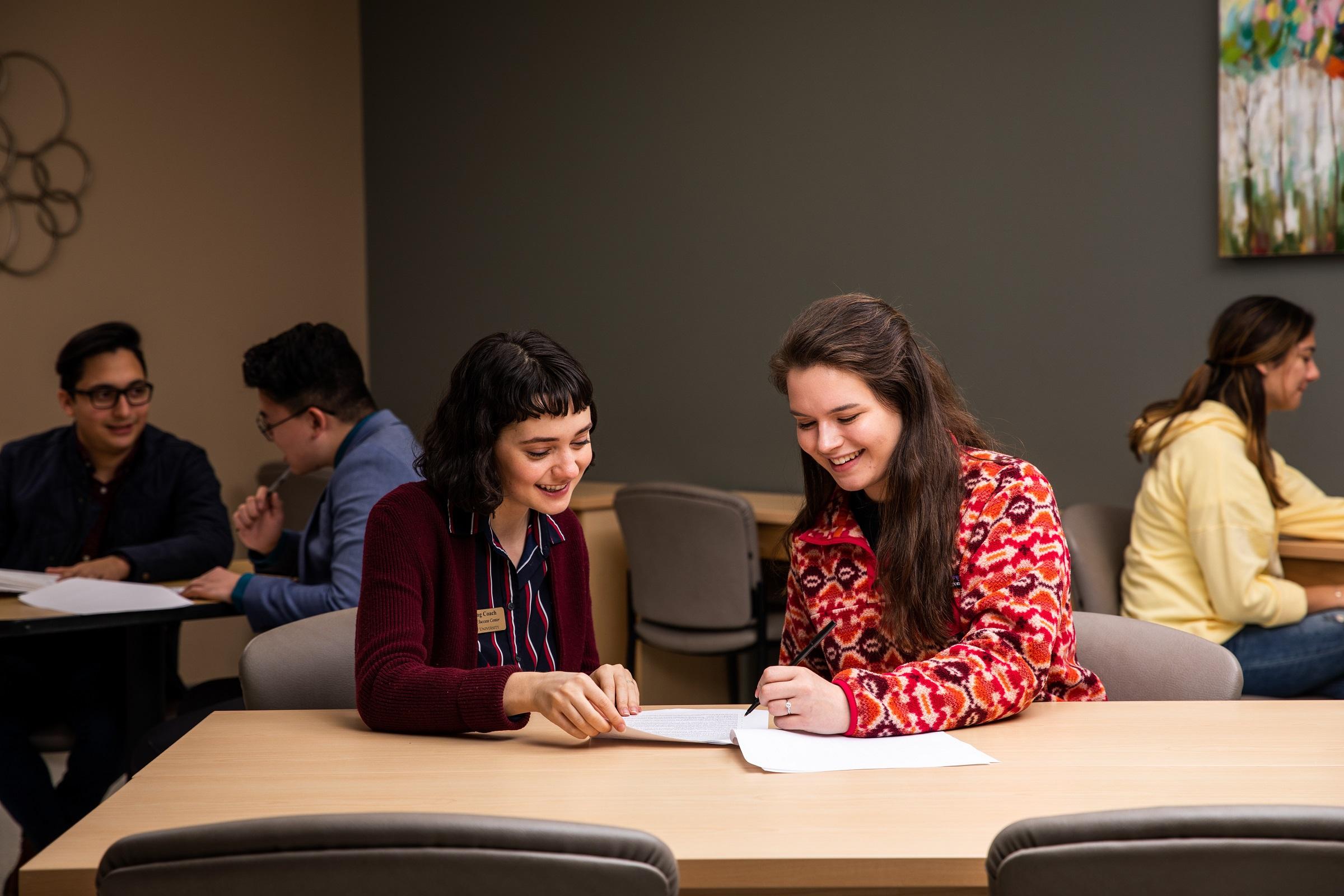 LIberty University Creative Writing