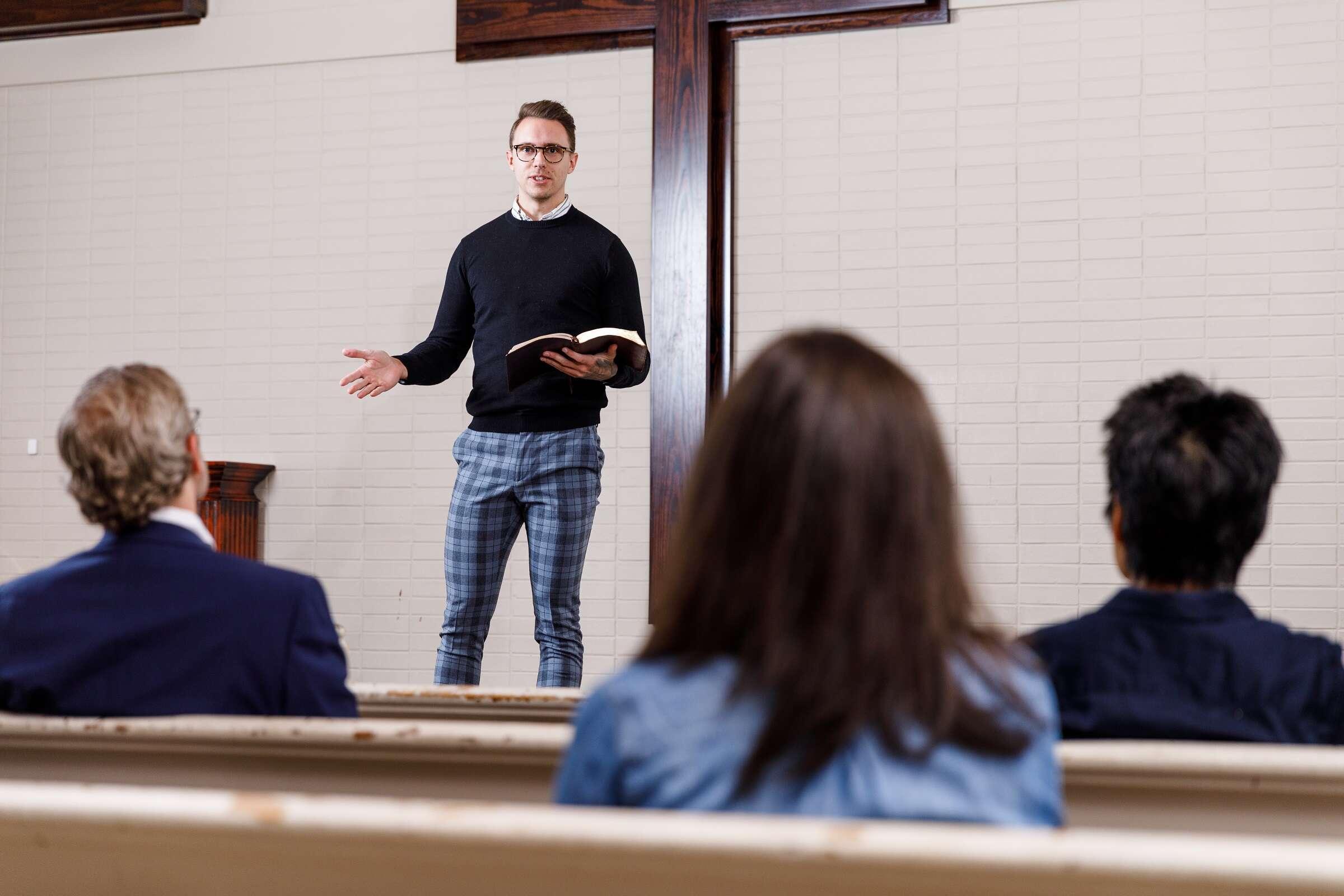 Liberty University Master Of Divinity Leadership