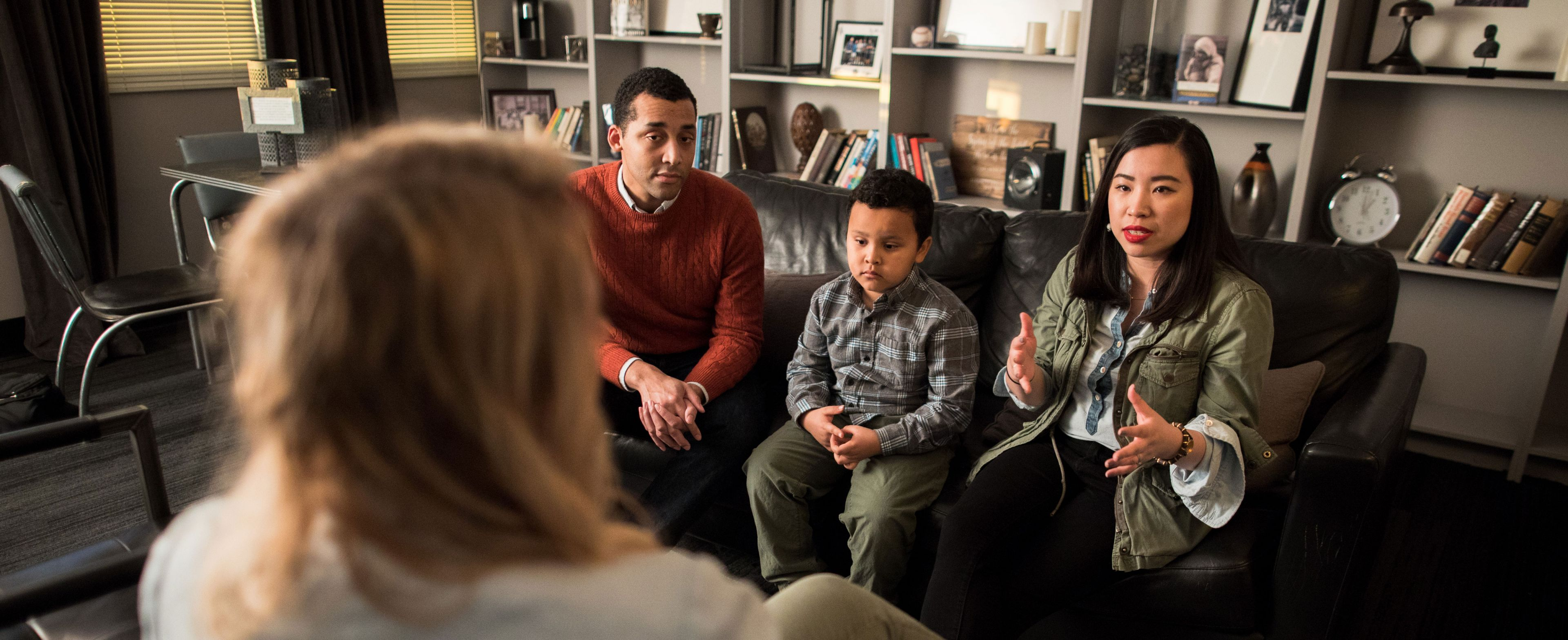 Master of Arts in Marriage & Family Therapy | MFT Degree