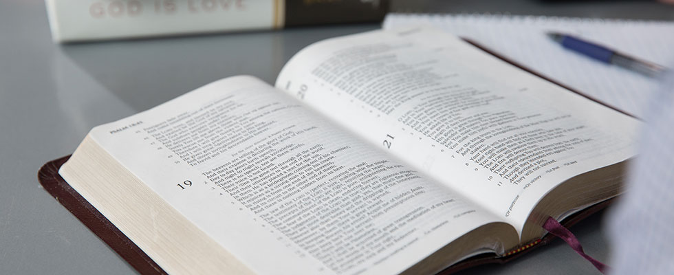 BS Religion Biblical and Theological Studies