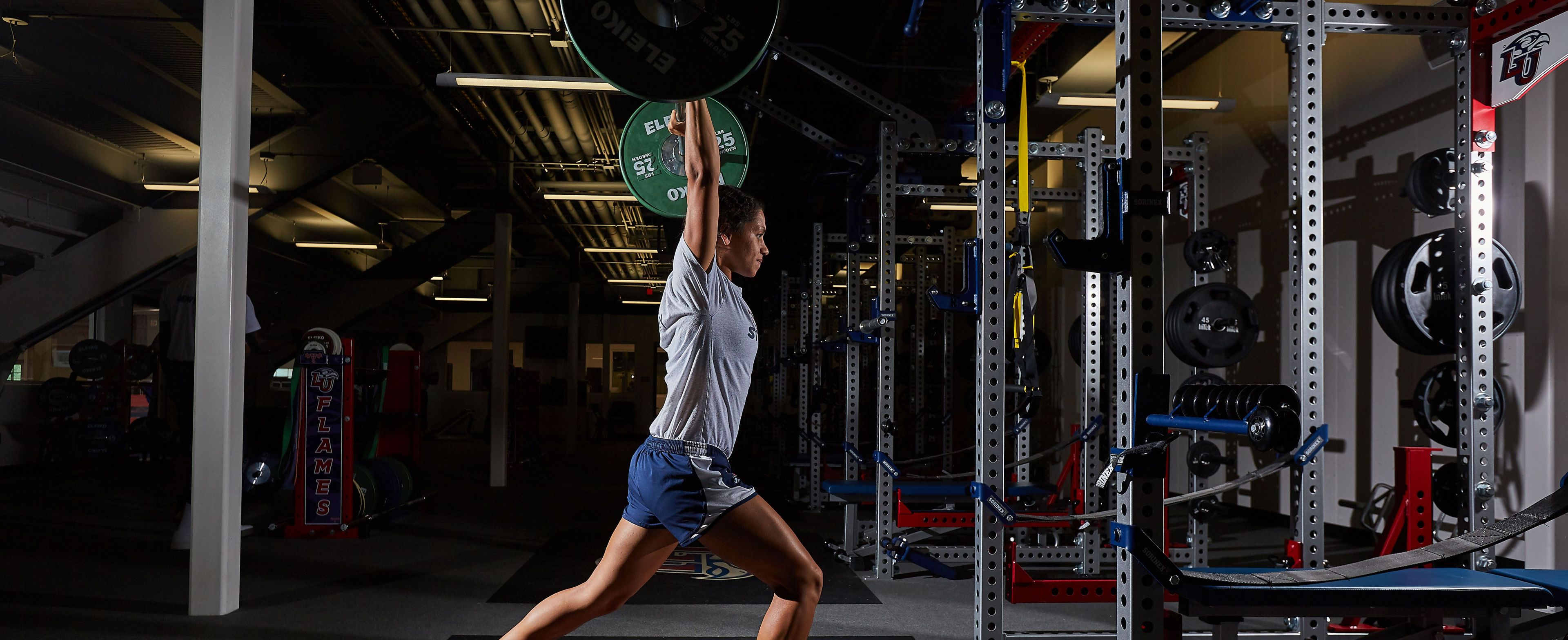 Master's Degree in Human Performance – Fitness & Wellness Degree