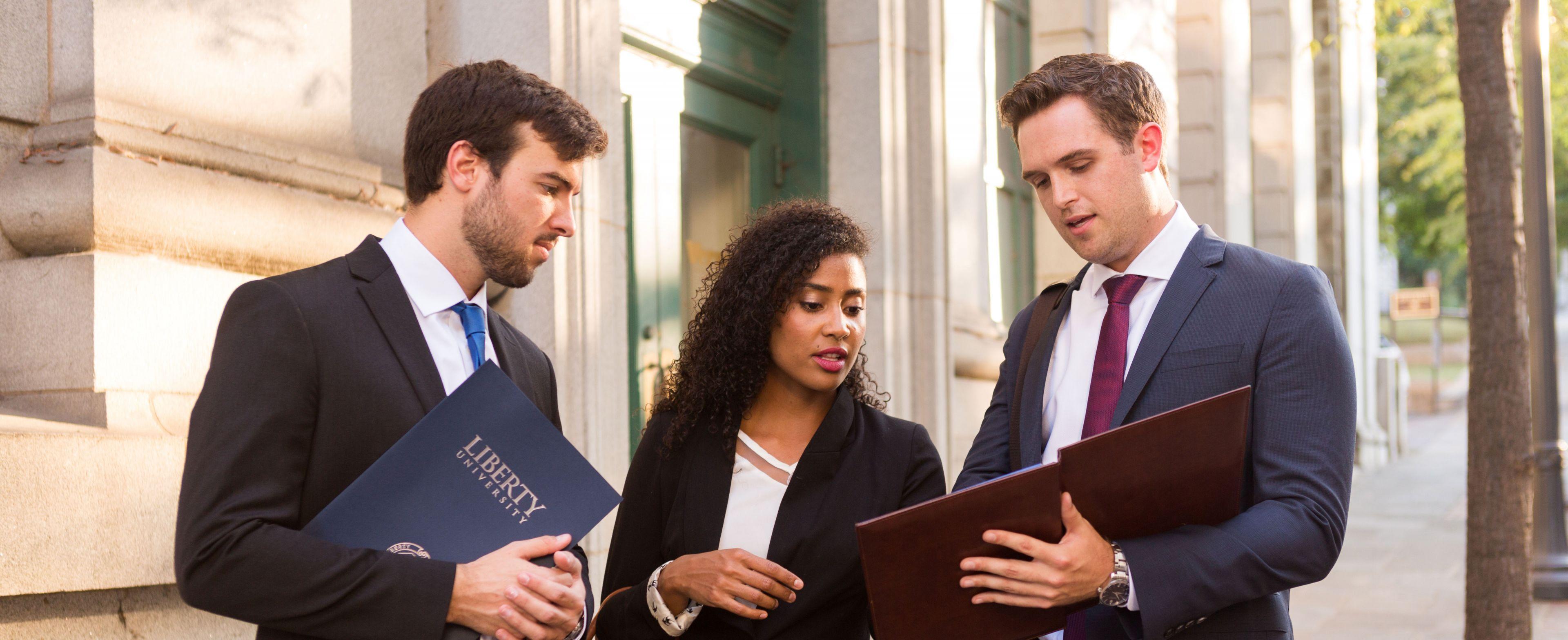 School of Business - Doctoral Programs - Liberty University