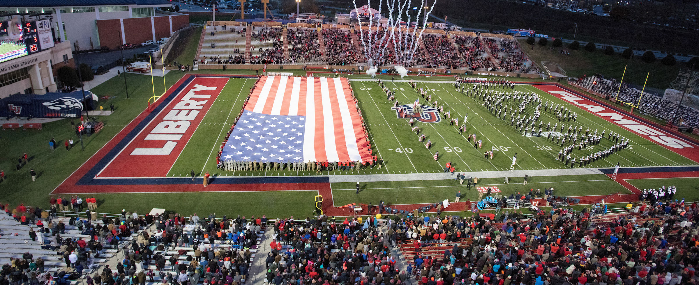 Military Halftime Show
