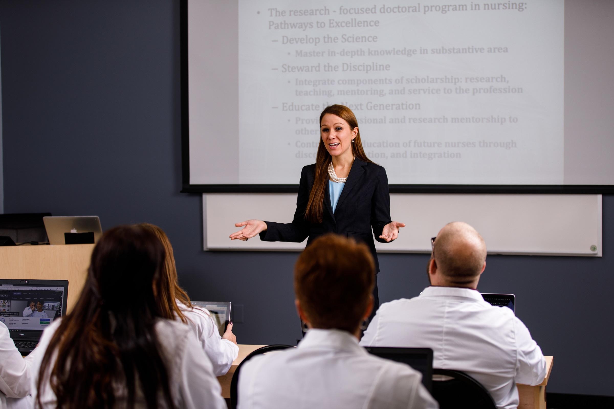 Online Executive Certificate In Nursing Educational Leadership