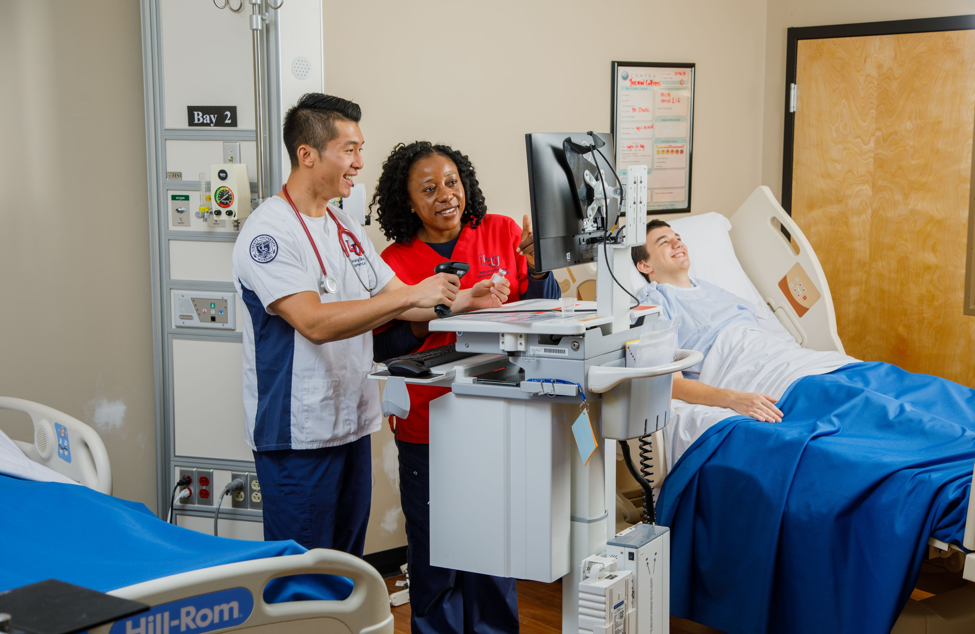 RN To BSN To MSN Nursing Informatics Liberty Online