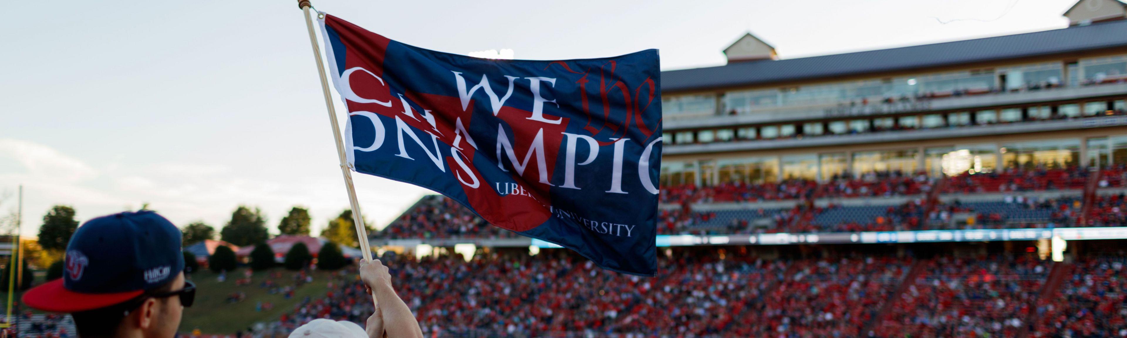 Top Ten Reasons To Choose Liberty University