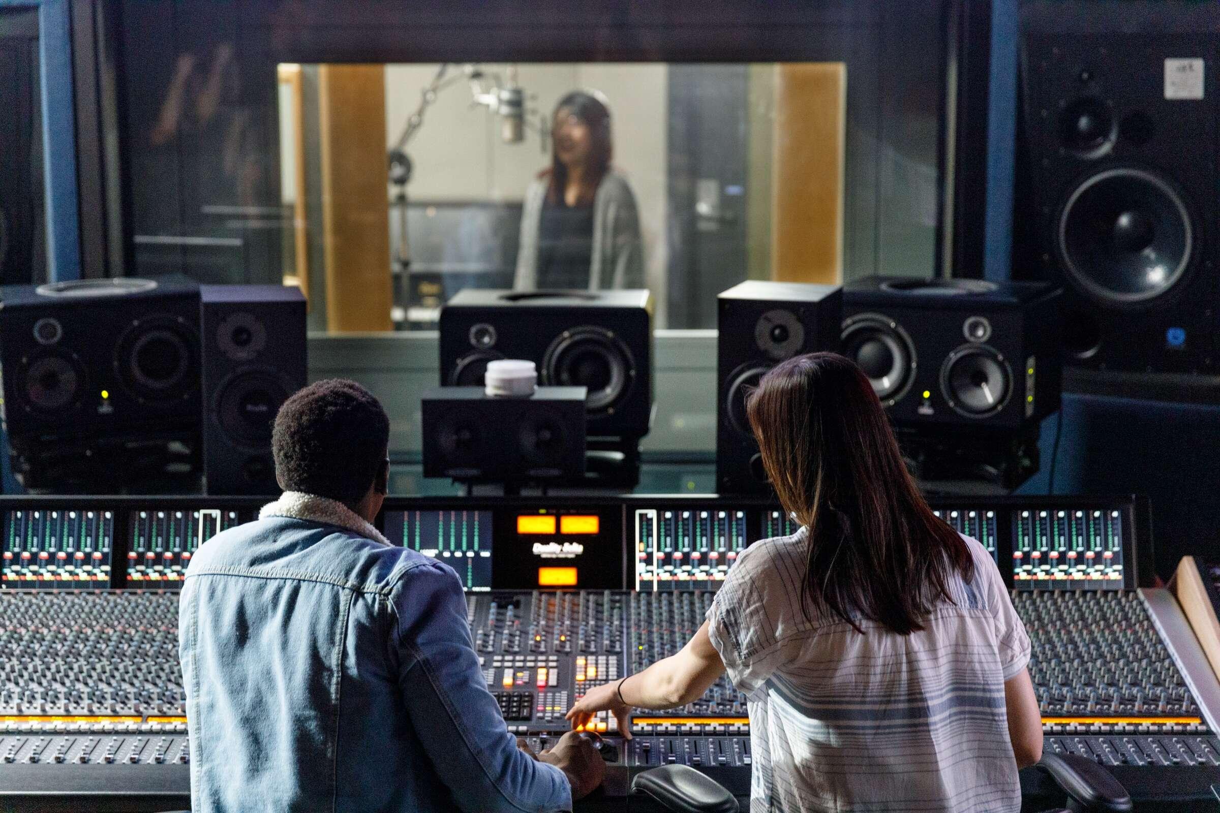 Music Business Degree