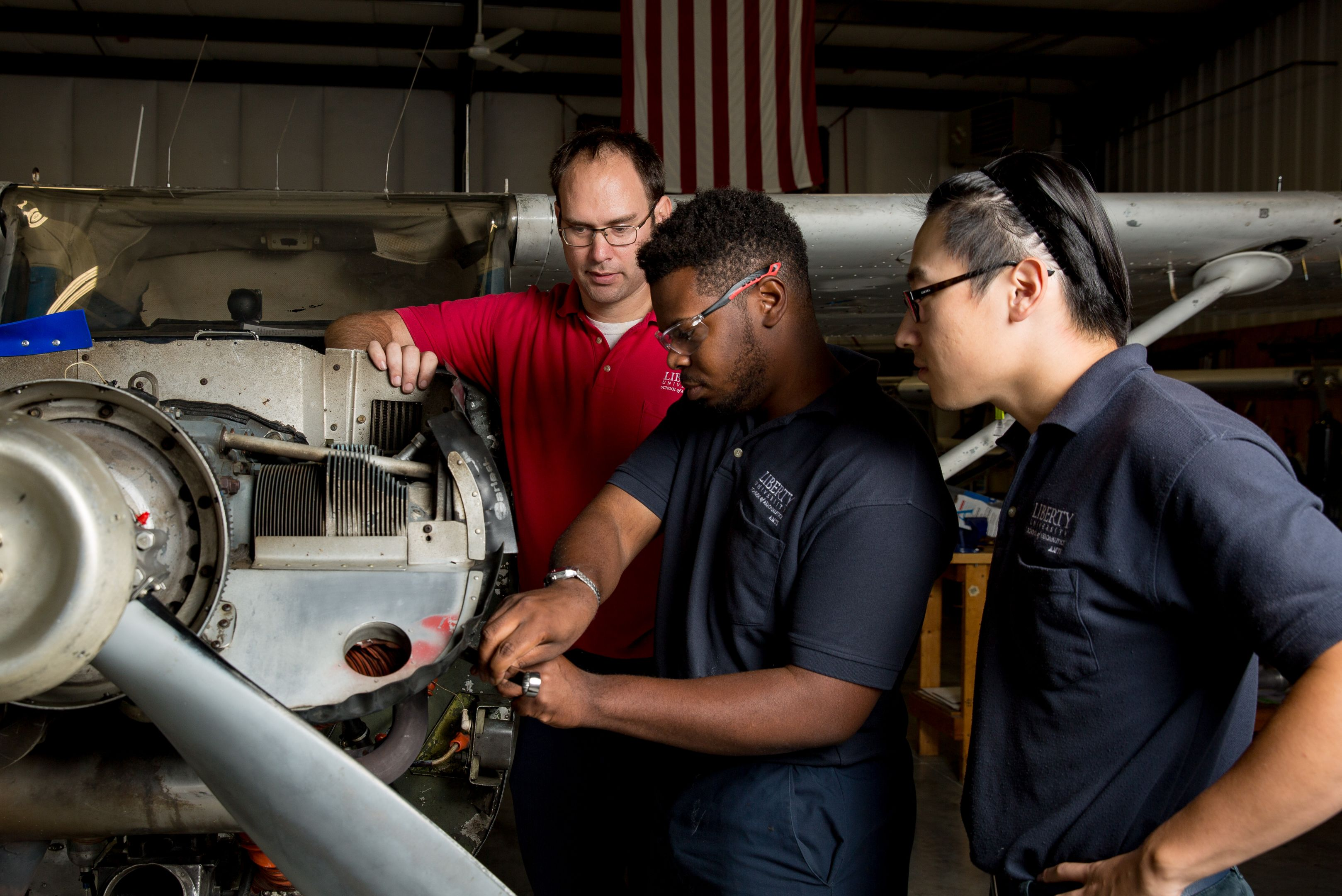 Bachelor Of Science In Aviation Maintenance Management Online
