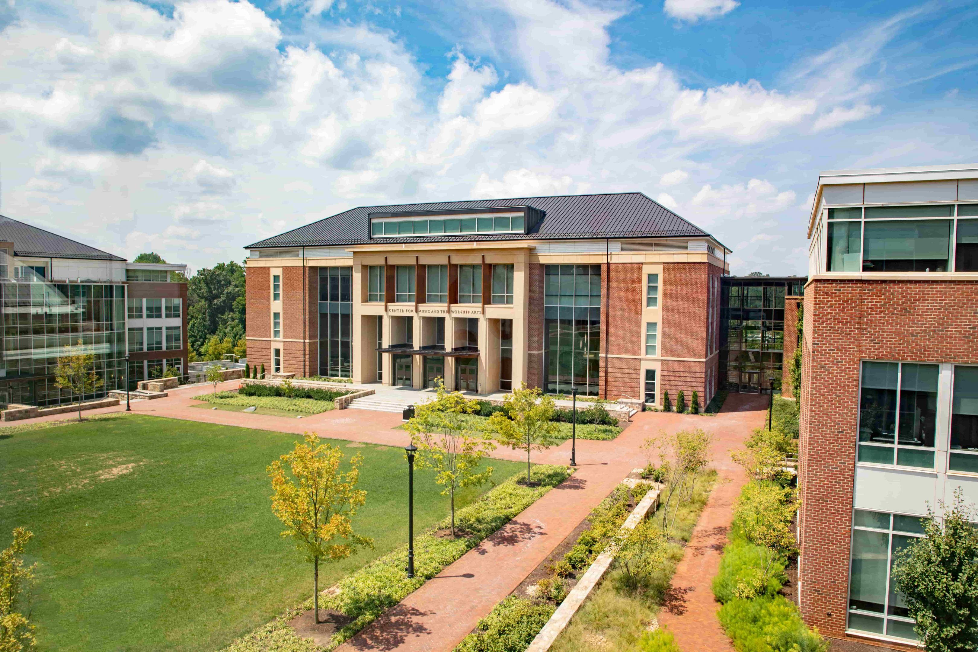 Liberty University's Campus For CORPTA Students