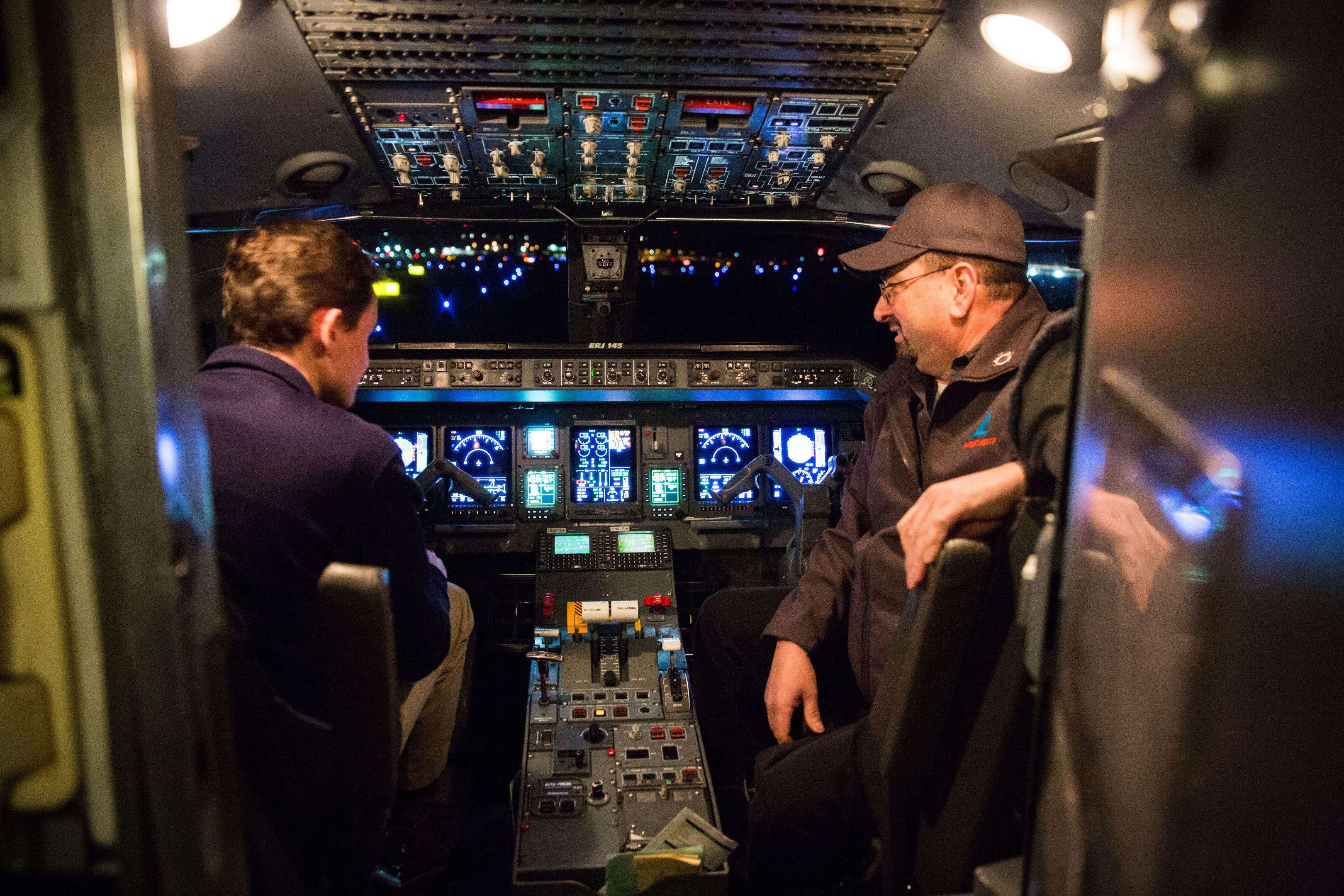 Masters In Aeronautics Aviation Leadership Online Degree