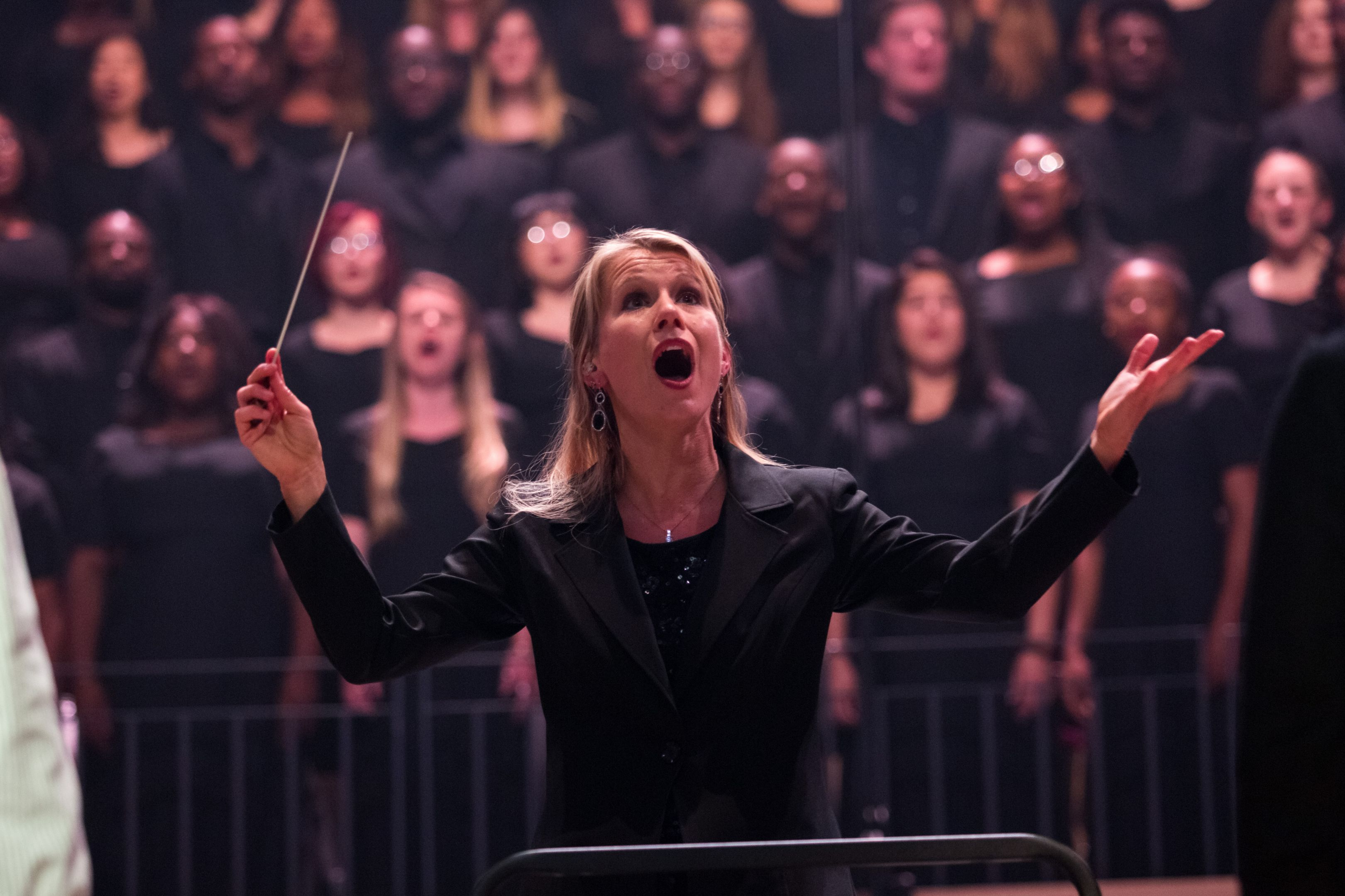 B.M. In Choral Music Education