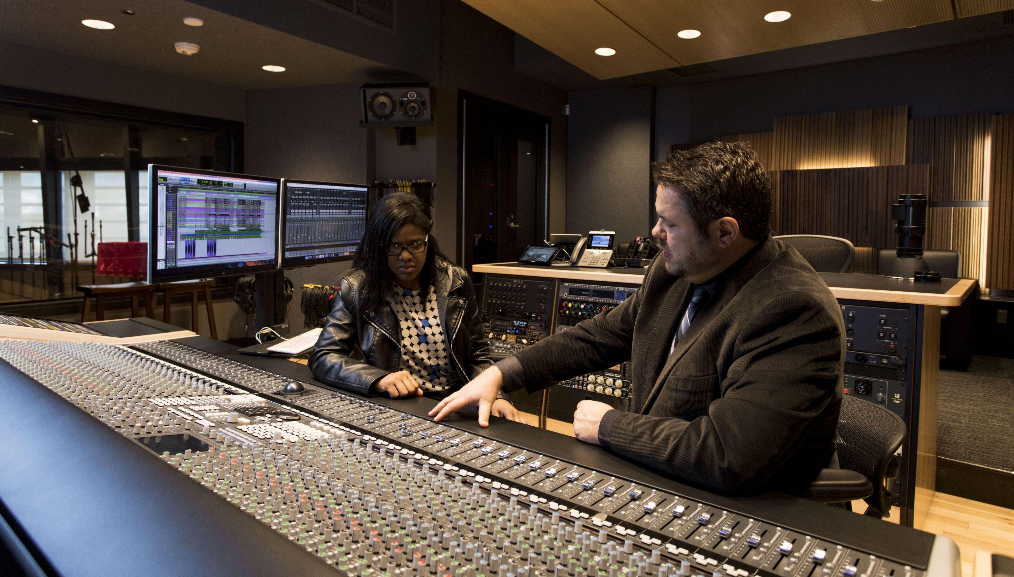 B.M. In Commercial Music Film Scoring