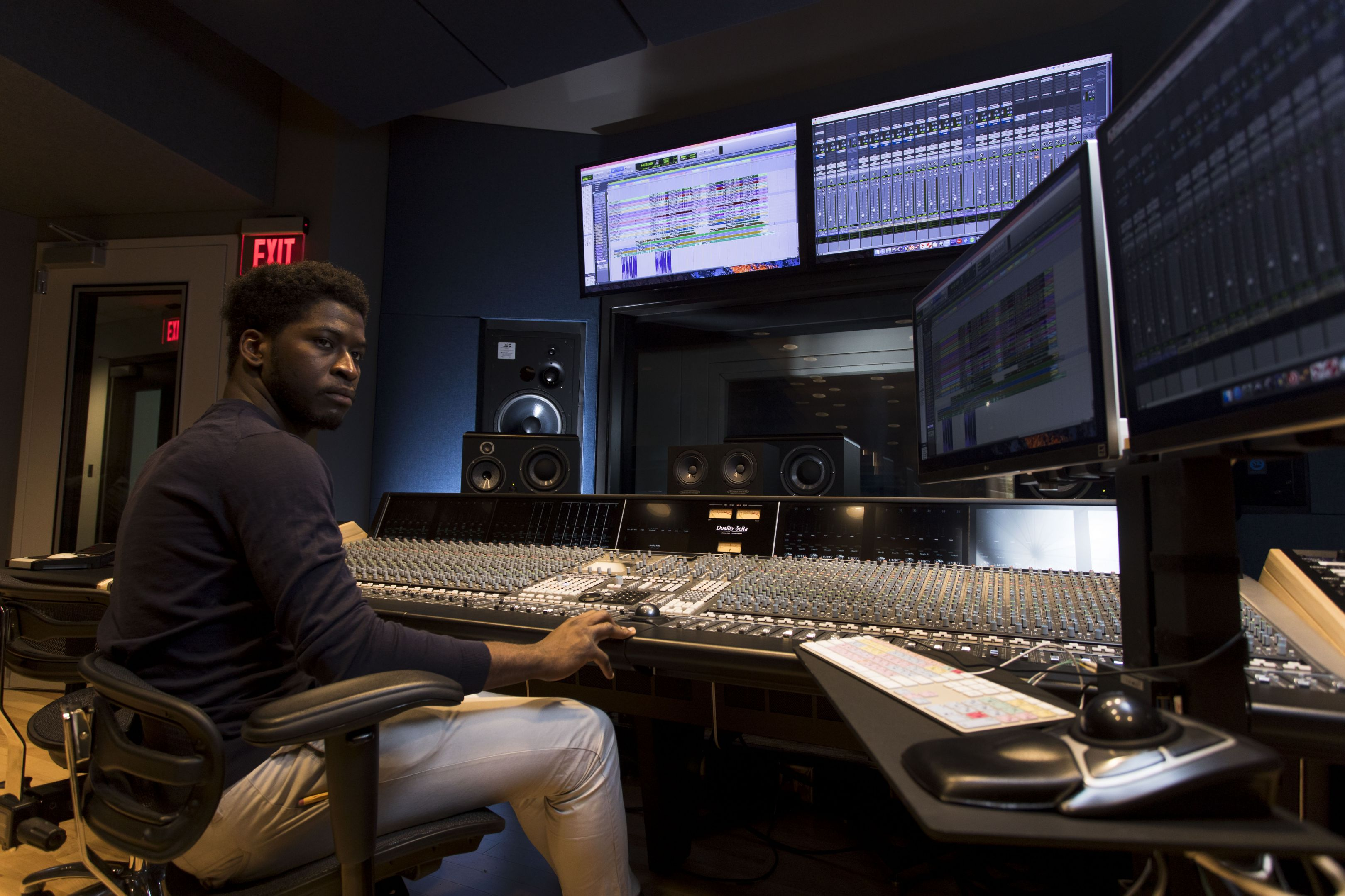 BM In Commercial Music Recording, Engineering, And Producing