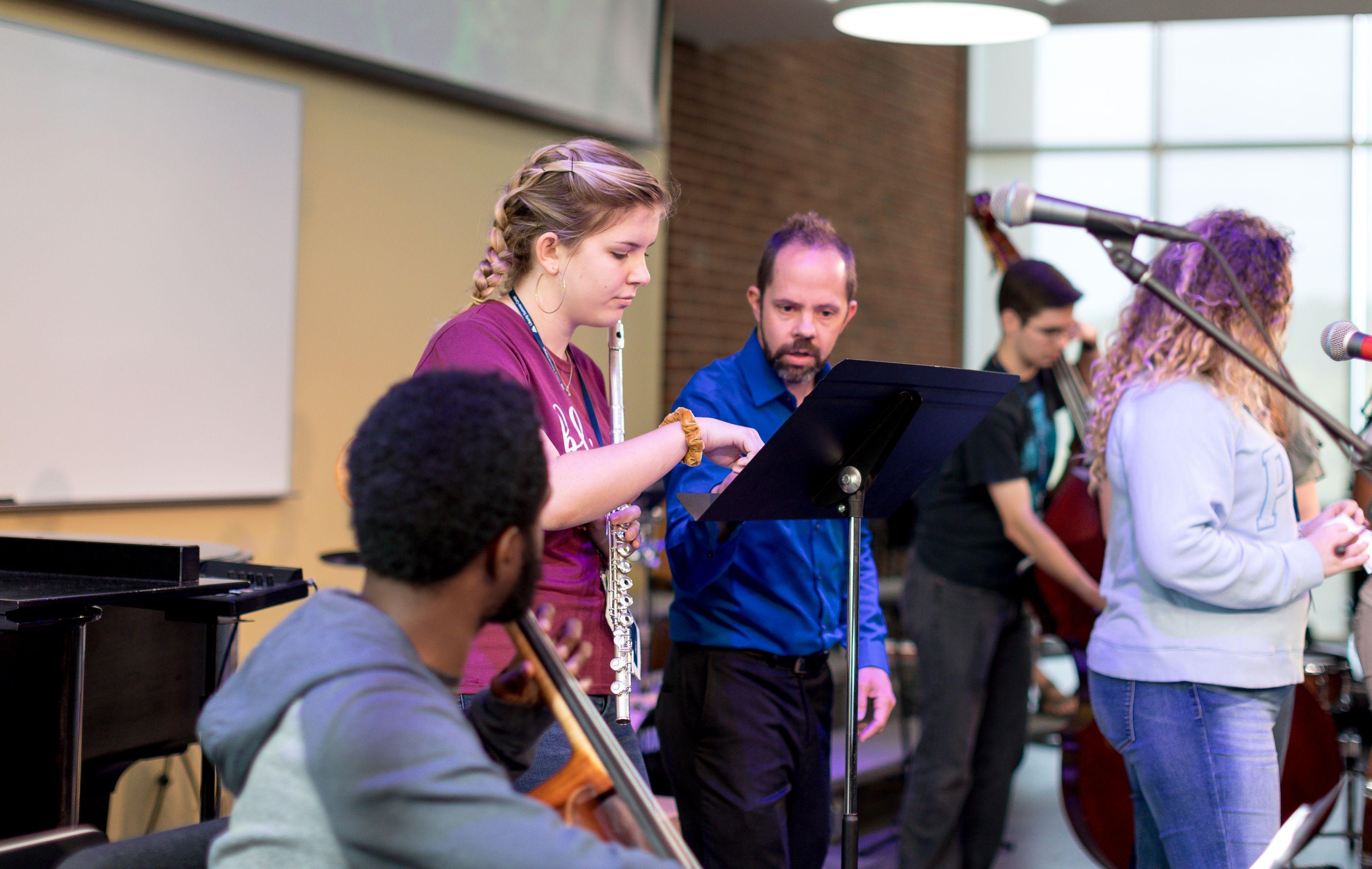 BM In Instrumental Music Music Education
