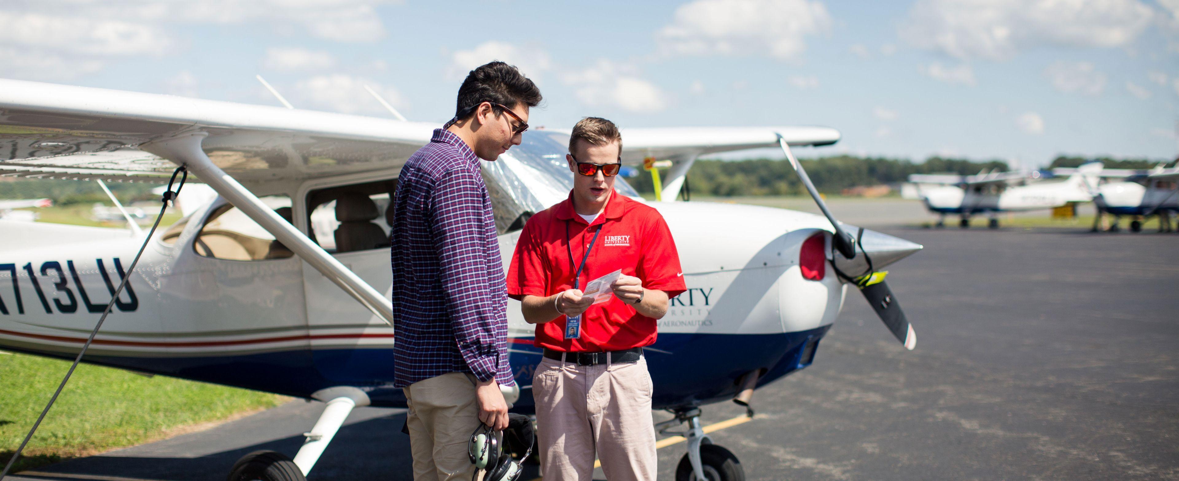 BS In Aviation Administration Flight