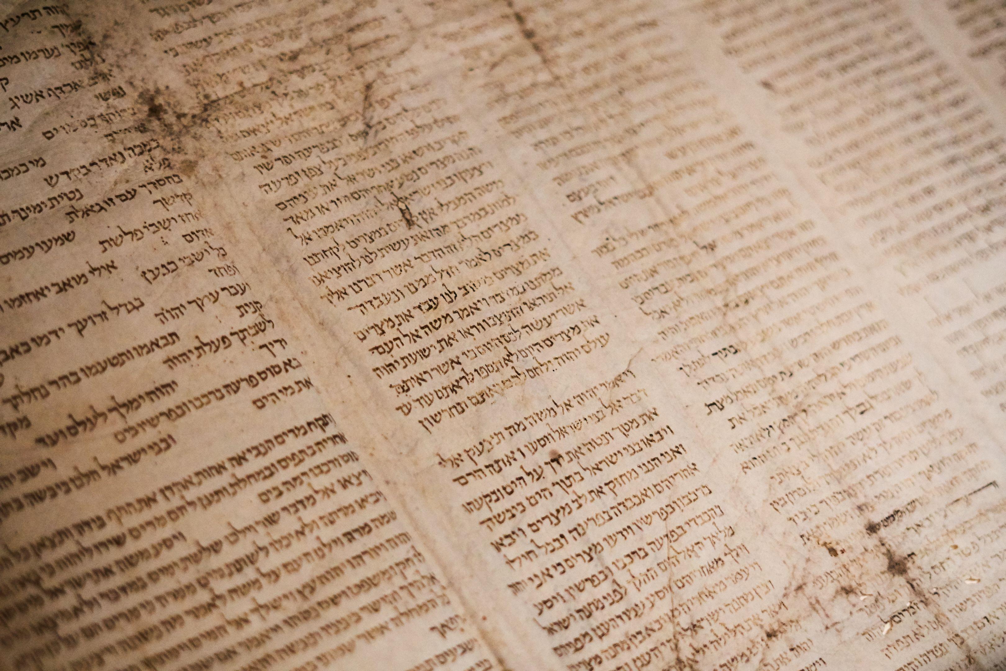 BS In Religious Studies Biblical Languages