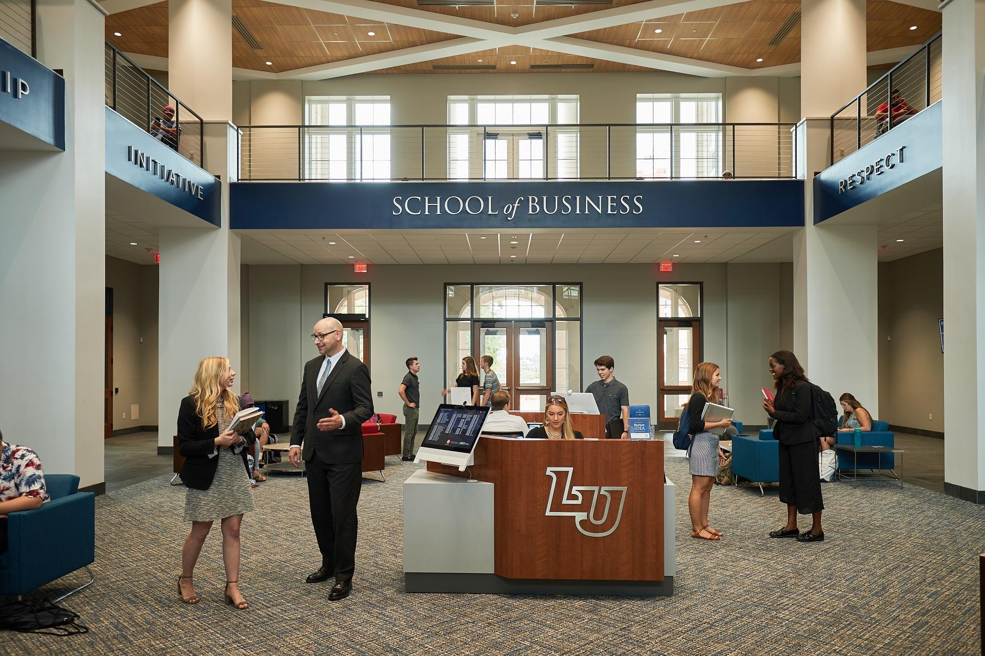 BSBA Business Administration Entrepreneurship Degree