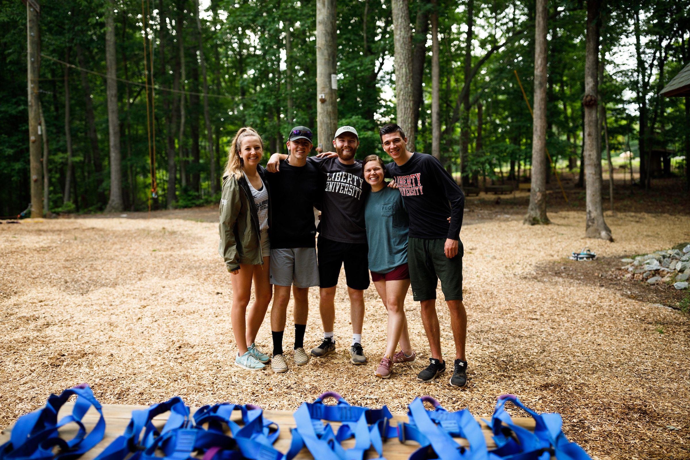 Bachelor Of Science BS Camp And Outdoor Adventure Leadership Youth Ministries Liberty University