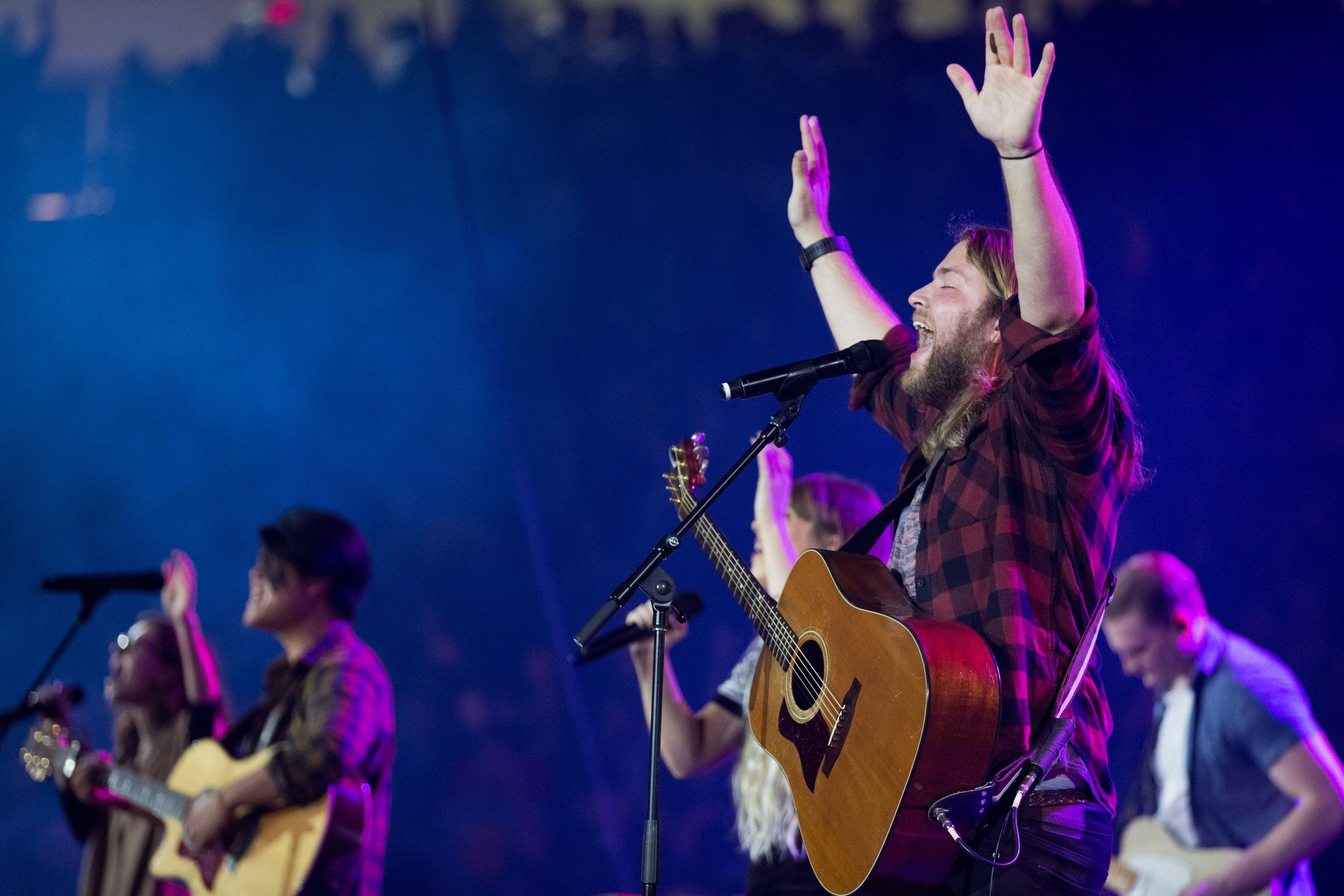 Bachelor Of Music Worship Leadership