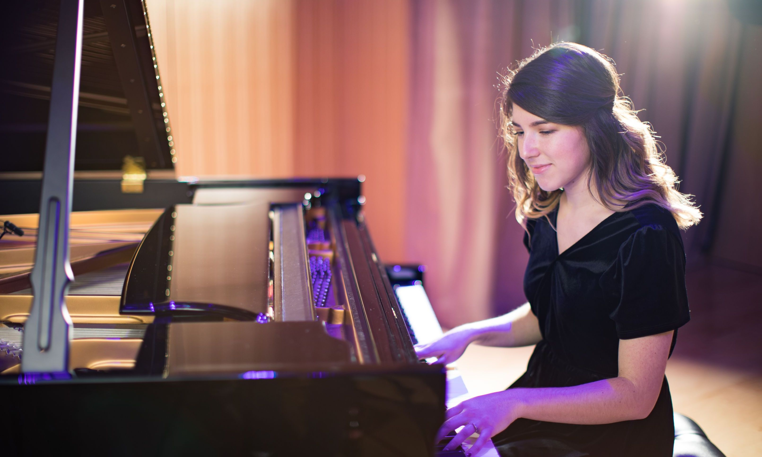 Bachelor Of Music In Piano Performance