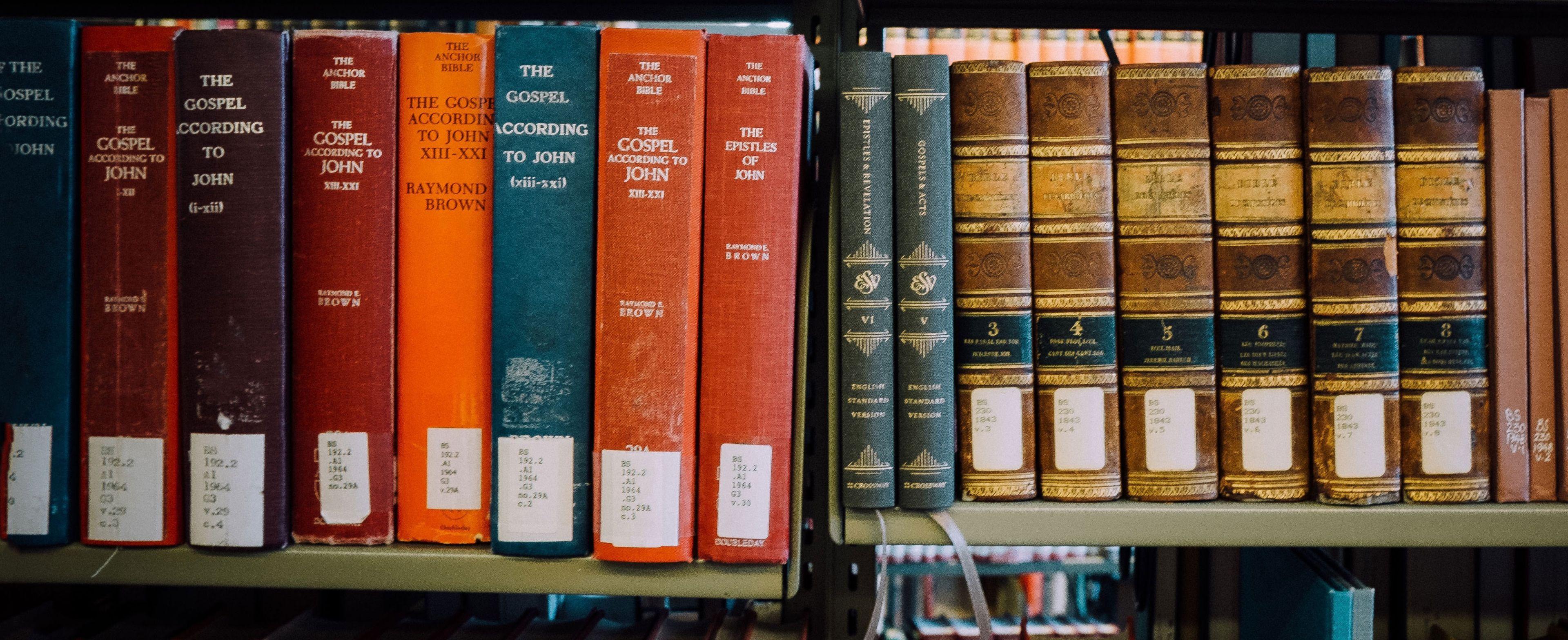 Bachelors Degree In Religious Studies New Testament