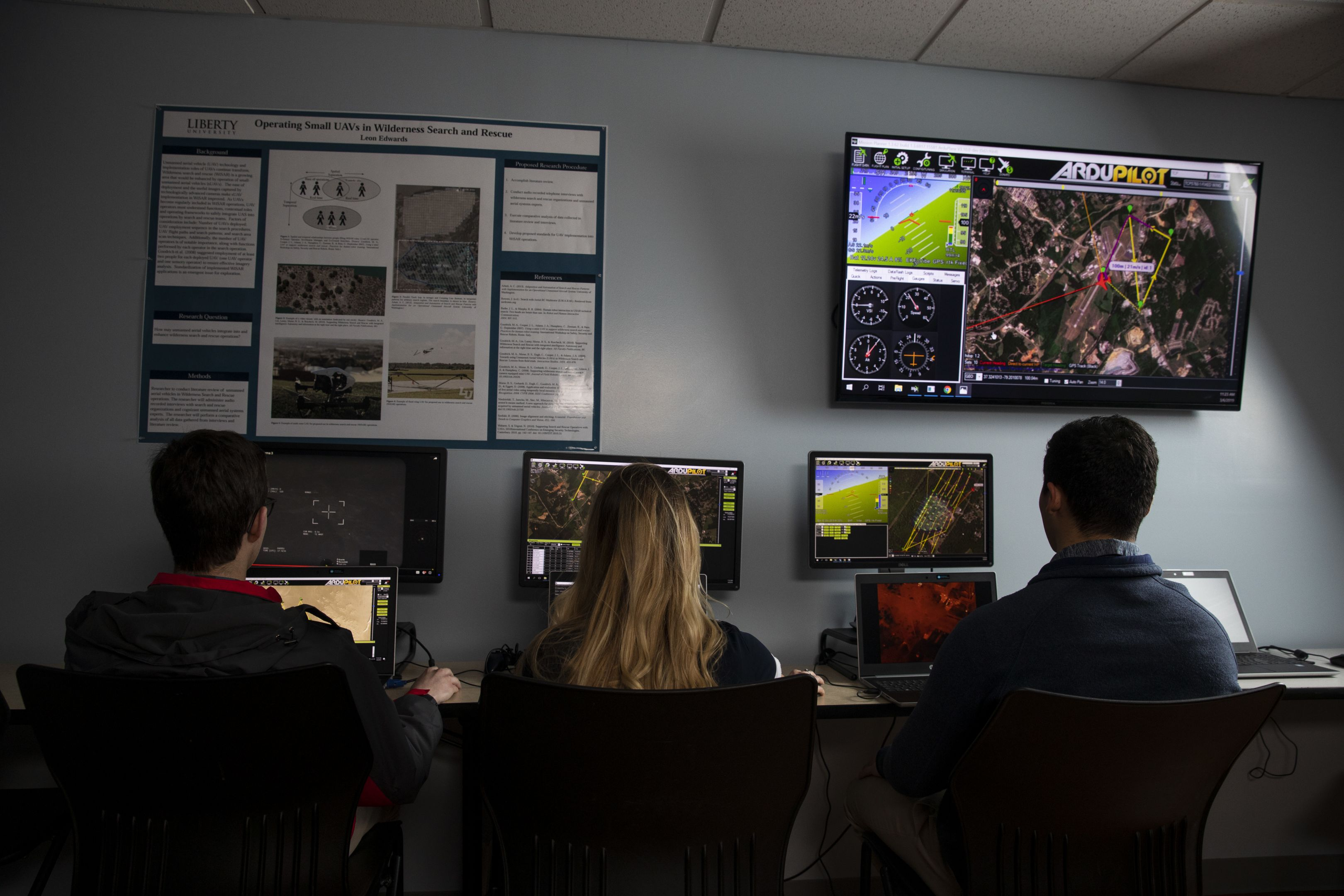 Bachelor's In Unmanned Aircraft Operations