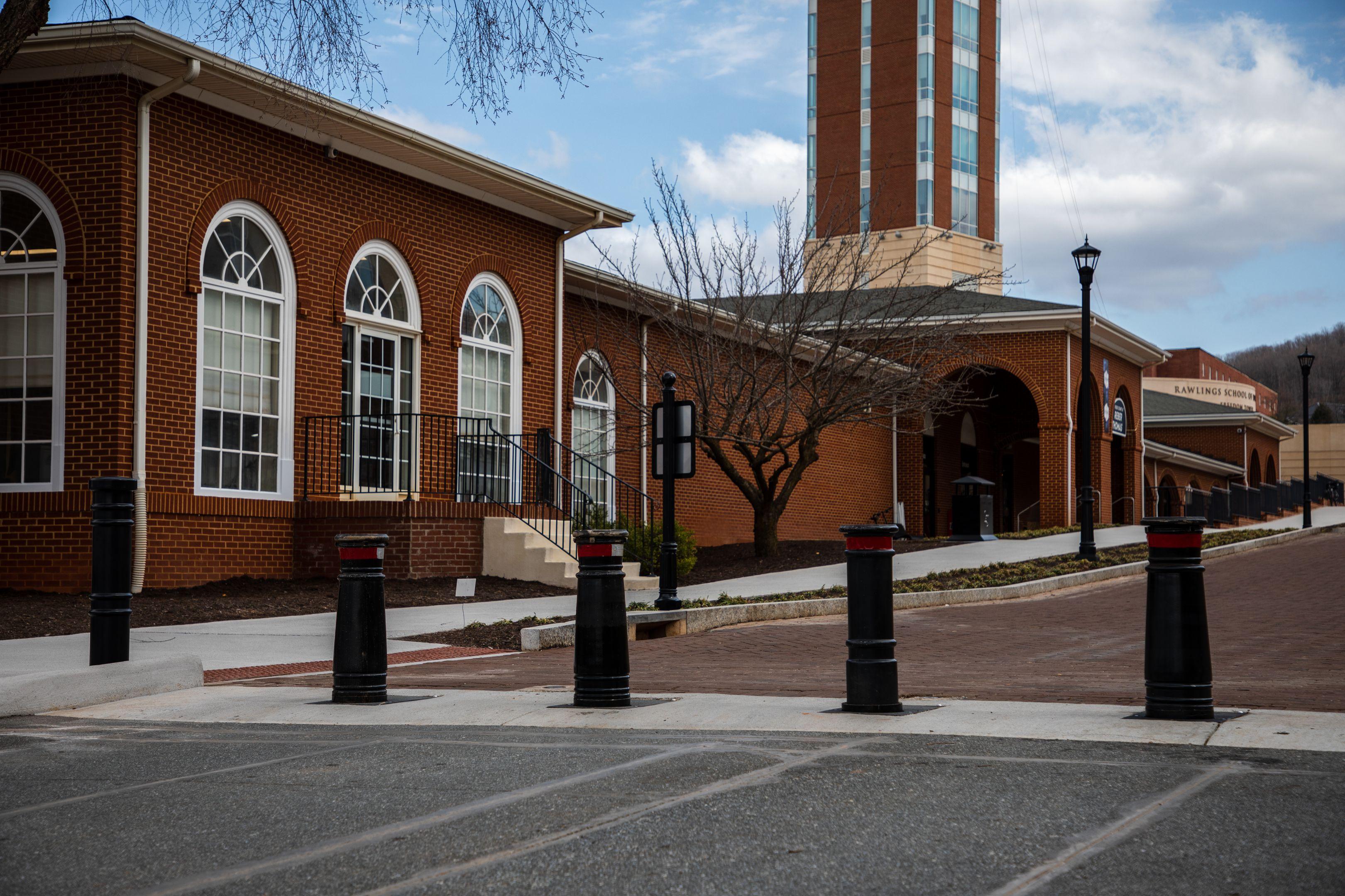 Campus Safety at Liberty University
