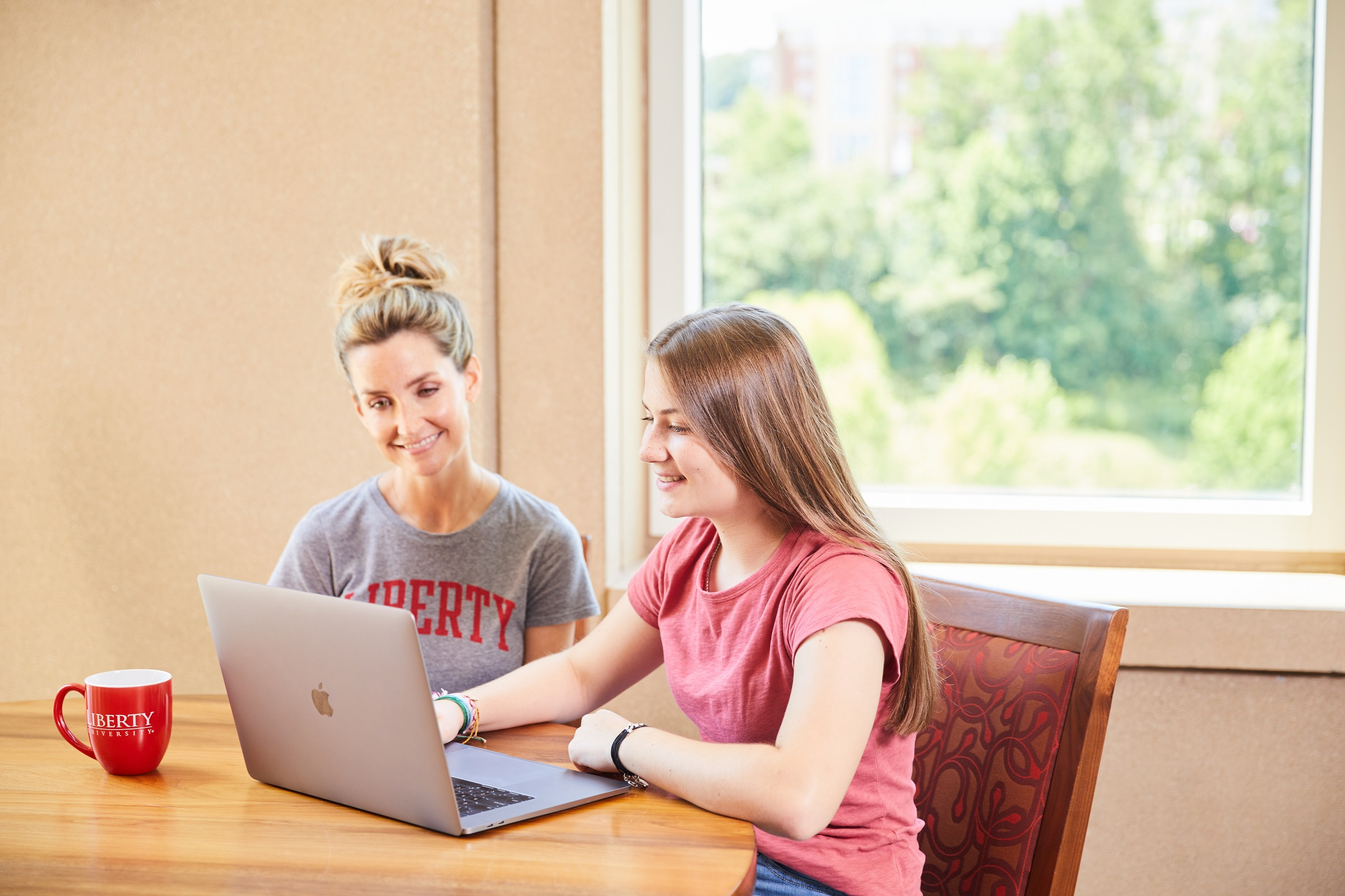 Liberty University Contact