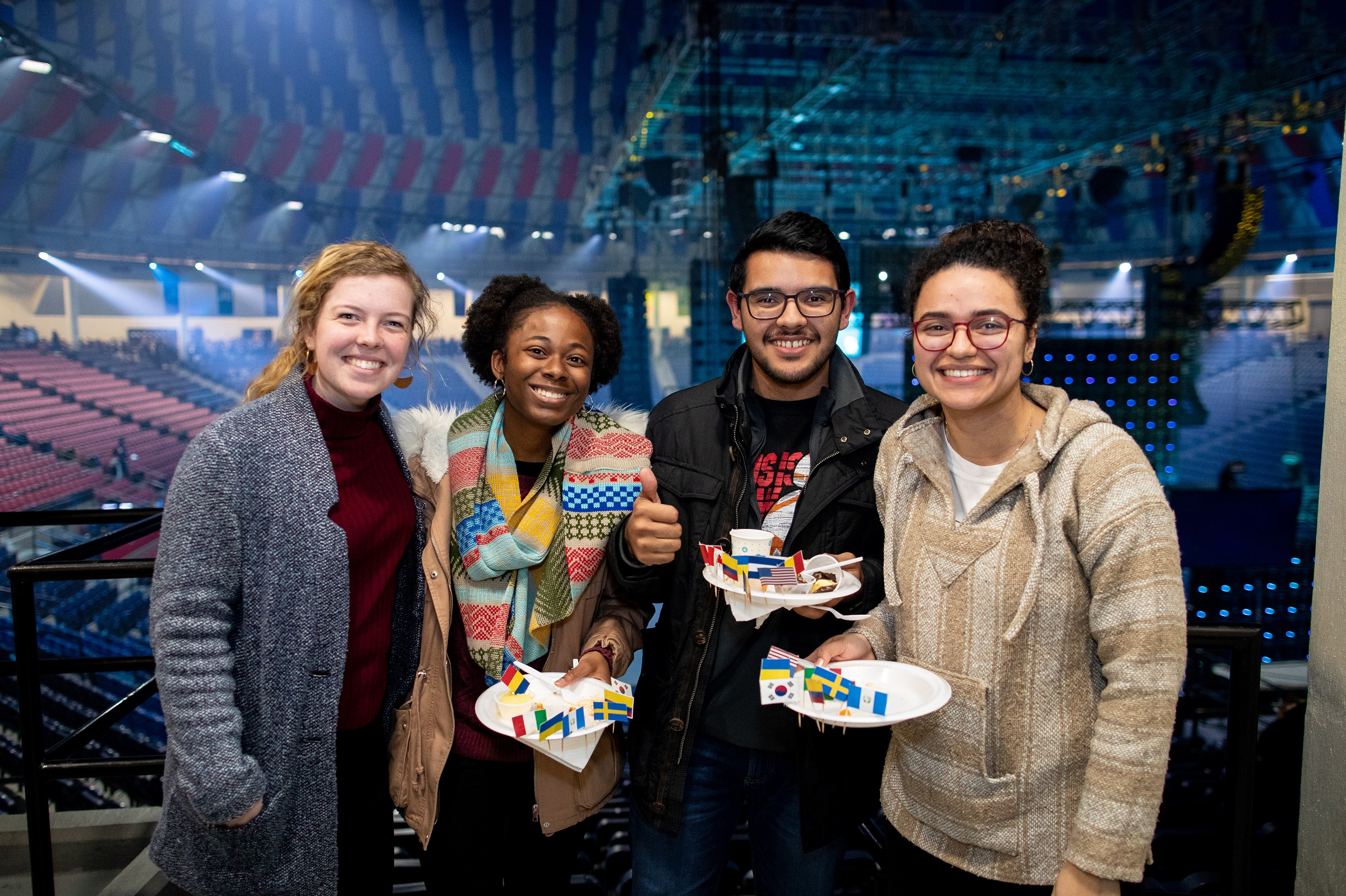 Liberty University International Students