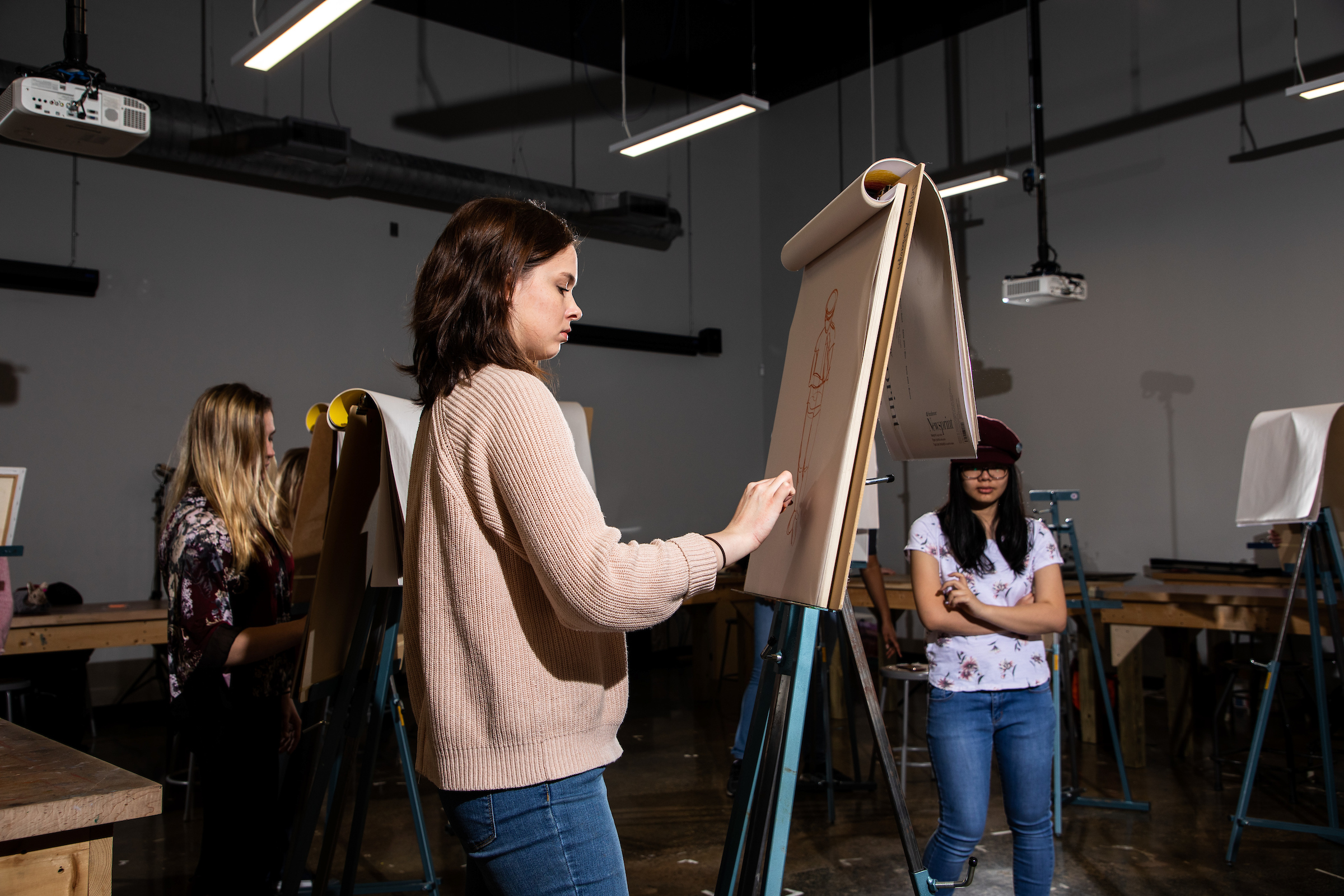 Liberty University MFA In Studio Art