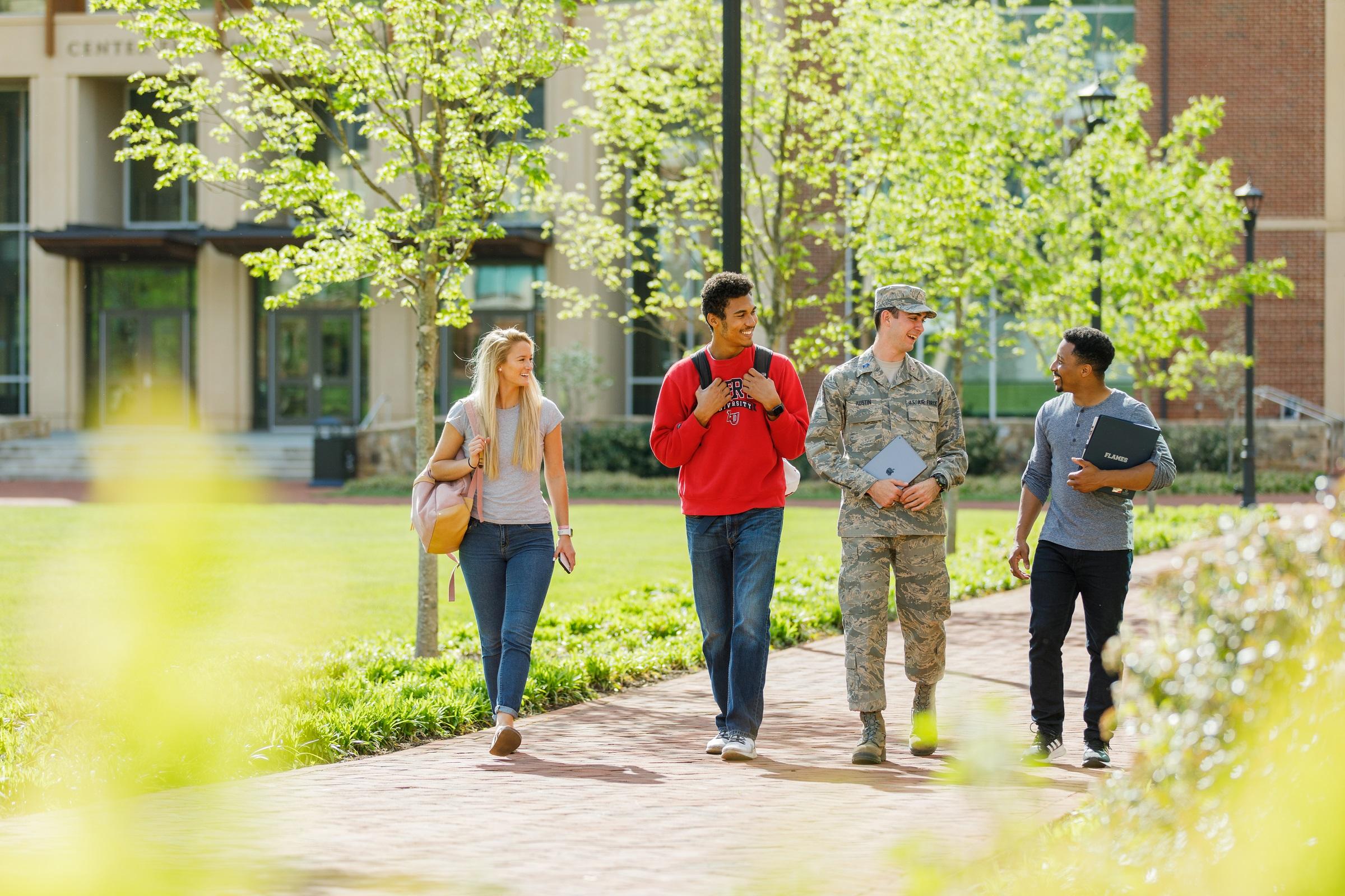 Liberty University Tuition