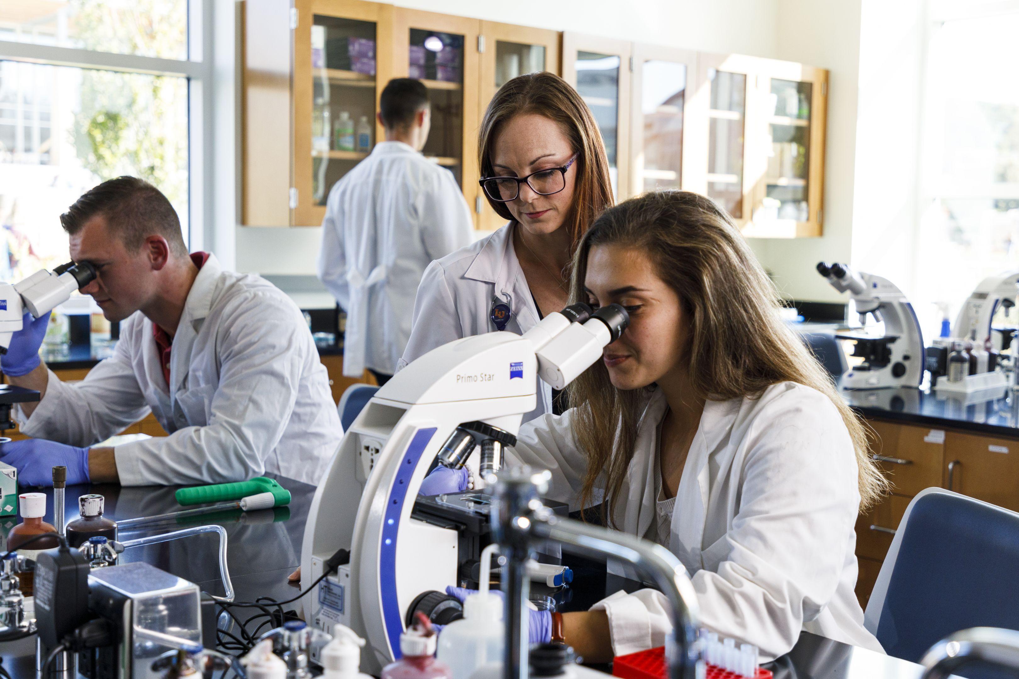 Masters In Biomedical Sciences