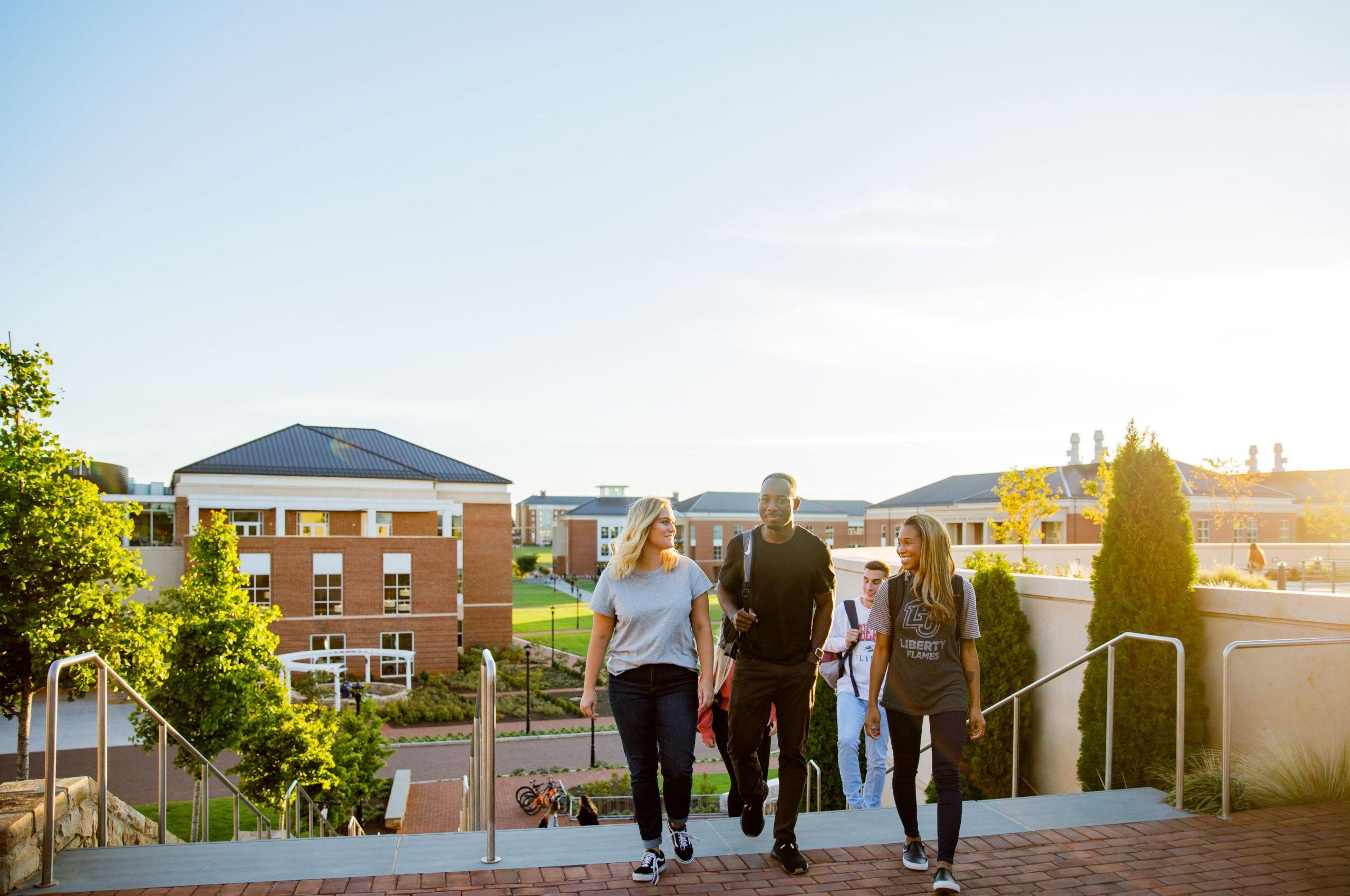 Undergraduate Admissions Page